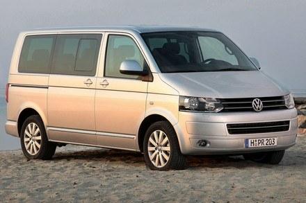 Nowy VW transporter /