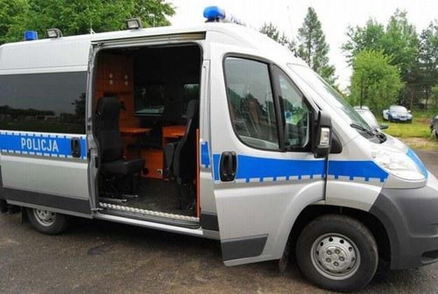 Nowy wóz policji /Policja