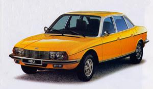 NSU Ro 80 /Audi