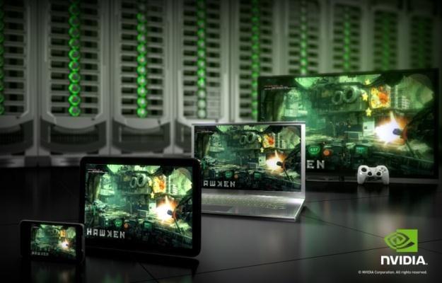 NVIDIA GeForce GRID - cloud gaming w wydaniu Nvidia /materiały prasowe
