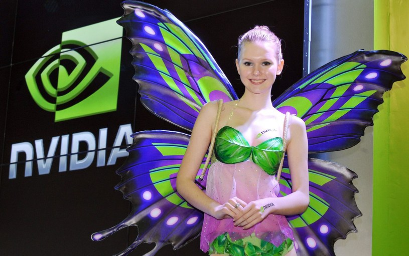 Nvidia porzuca wsparcie dla wszystkich układów starszych od GeForce GTX 400. /AFP