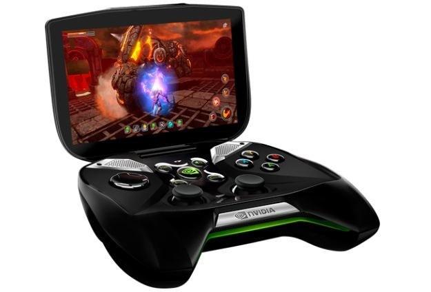 Nvidia Project Shield /materiały prasowe