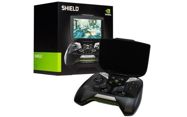 Nvidia Shield /materiały prasowe