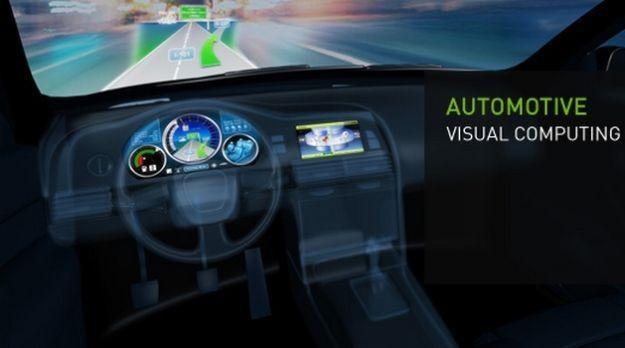 NVIDIA trafiła na pokład samochodów /materiały prasowe