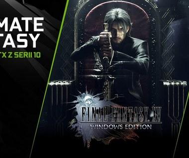 NVIDIA wydaje sterownik zoptymalizowany dla gry Final Fantasy XV oraz dla PUBG