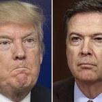 """""""NYT"""": Trump prosił szefa FBI o zamknięcie śledztwa ws. kontaktów swego doradcy z Rosjanami"""