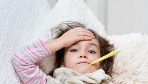 O czym może świadczyć gorączka u dziecka?