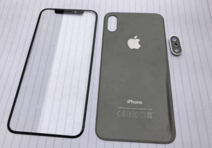 O iPhonie 8 wiemy już wiele /Twitter /Internet