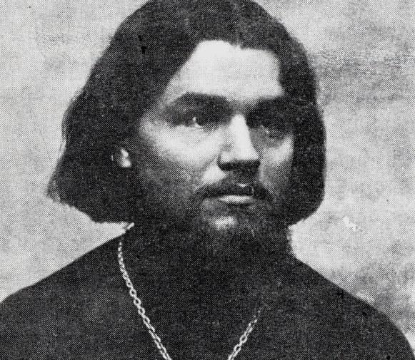 O. Maksym Sandowycz, Łemko rozstrzelany 6 września 1914 roku /Wikimedia Commons /materiały prasowe