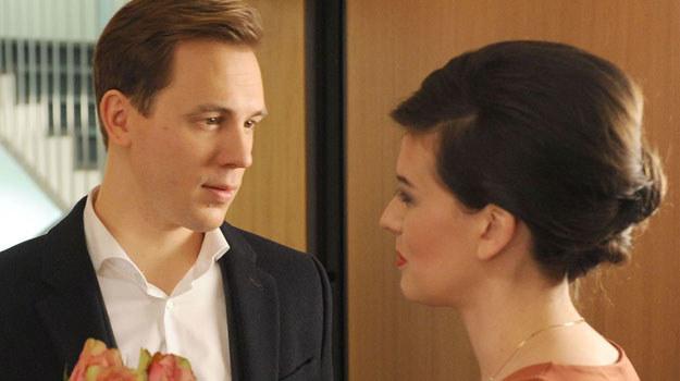 """""""O mnie się nie martw"""": Magda wyzna Marcinowi miłość /Agencja W. Impact"""