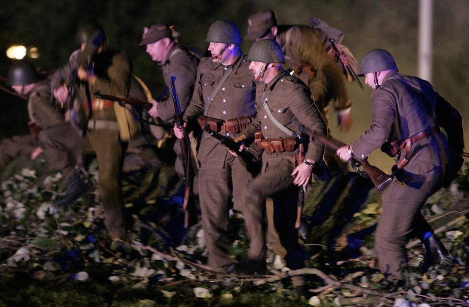O obronie Westerplatte pamiętają wszyscy... /Adam Warżawa /PAP