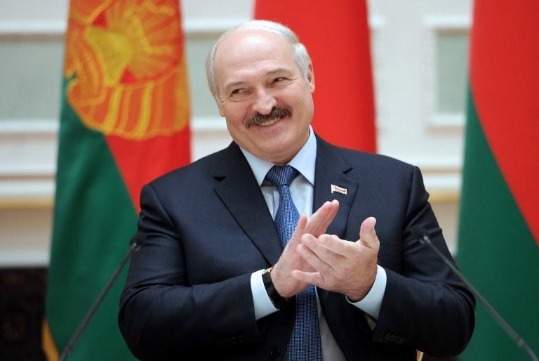 O planach startu w wyborach wspominał m.in. urzędujący prezydent Alaksandr Łukaszenka /AFP