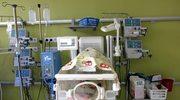 O potrzebie istnienia oddziału dla wcześniaków mówi położna ze szpitala Ujastek w Krakowie Elżbieta Krzywda