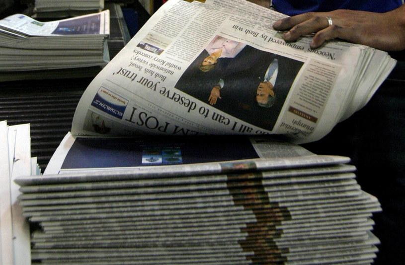 O sprawie pisze Jerusalem Post /AFP
