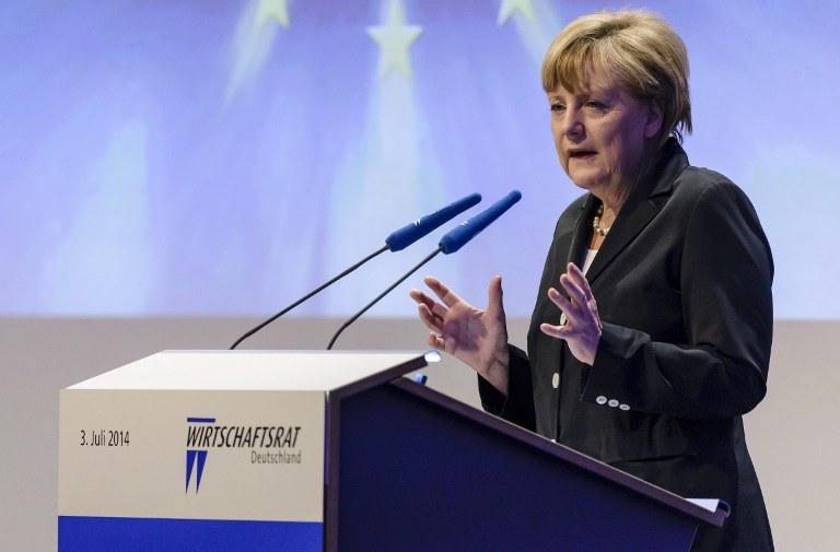 O sprawie poinformowano już kanclerz Angelę Merkel /AFP