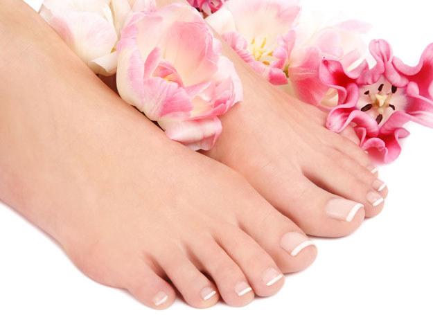 O stopy możesz zadbać nawet w domu /©123RF/PICSEL