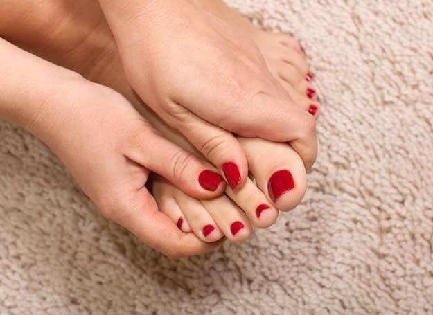 O stopy należy dbać przez cały rok /©123RF/PICSEL