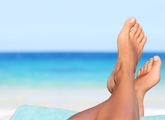 O stopy warto dbać nie tylko latem /123RF/PICSEL