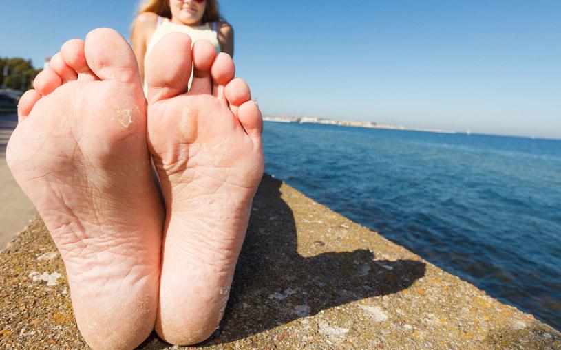 O suchych stopach możesz zapomnieć w dziesięć dni /123RF/PICSEL