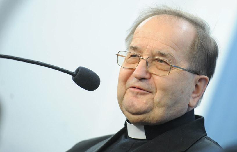 O. Tadeusz Rydzyk /Bartłomiej Zborowski /PAP