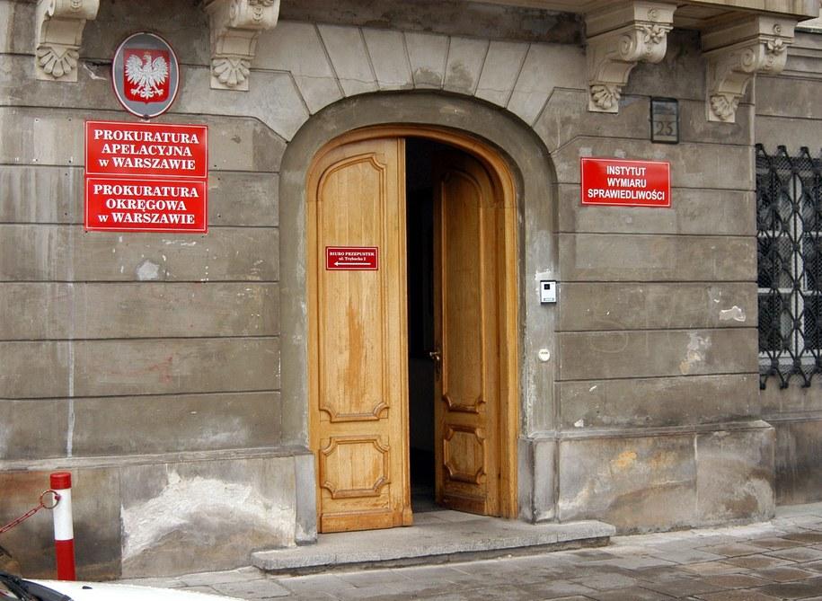 O tym, kiedy zostanie wszczęte śledztwo, zdecyduje Prokuratura Apelacyjna w Warszawie. Zdj. ilustracyjne /Szymon Pulcyn /PAP