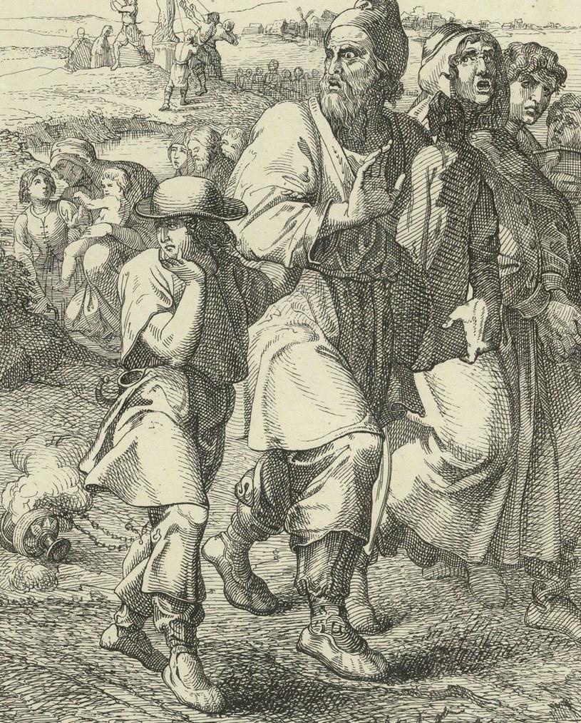 O tym, że kraj został obłożony anatemą miał dowiedzieć się każdy jego mieszkaniec (źródło: domena publiczna). /Ciekawostki Historyczne