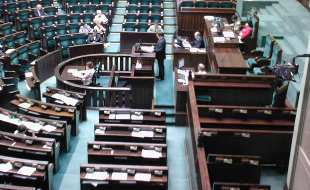 O umoralnienie polskiego parlamentu