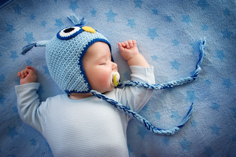 O zdrowy sen malucha trzeba odpowiednio zadbać /©123RF/PICSEL