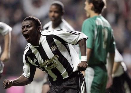 Obafemi Martins dziękował Bogu, że przeżył zamach /AFP
