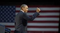 Obama o Romneyu: Walczyliśmy twardo, bo obaj kochamy ten kraj