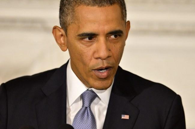 Obama stwierdził, że Amerykanie mają dość Waszyngtonu. /MIKE THEILER /PAP