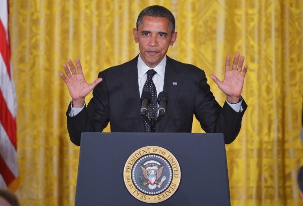 """Obama wydał rozkaz cyberataku na Iran. Operacja nosiła nazwę """"Igrzyska Olimpijskie"""" - pisze """"NYT"""" /AFP"""