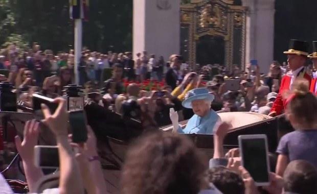 Obchody 92. urodzin królowej Elżbiety II