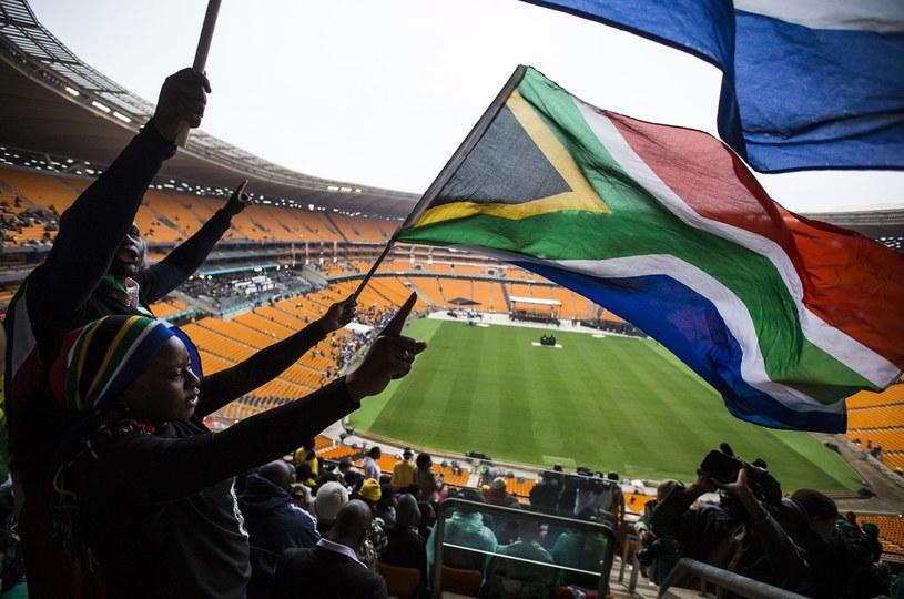 Obchody w Soweto /PAP/EPA
