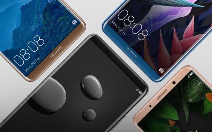 Obecnie najlepszy smartfon Huaweia to Mate 10 Pro /materiały prasowe