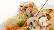 Obiad na ryżowo