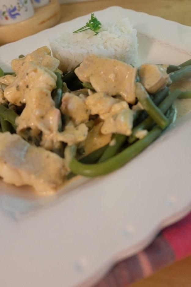 Obiad z Cécile