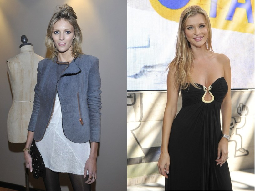 Obie modelki ciężko pracowały na swój sukces  /AKPA