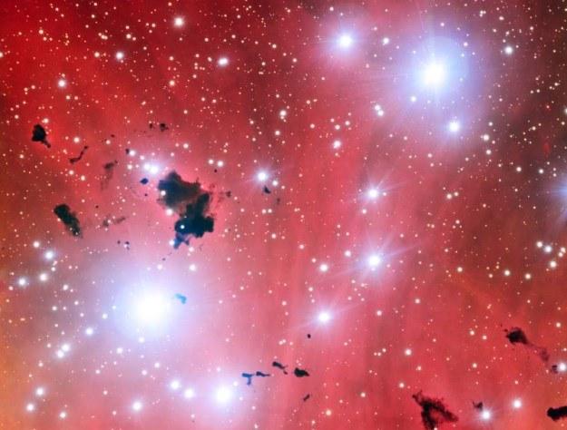 Obiekt IC 2944 uchwycony przez VLT /NASA