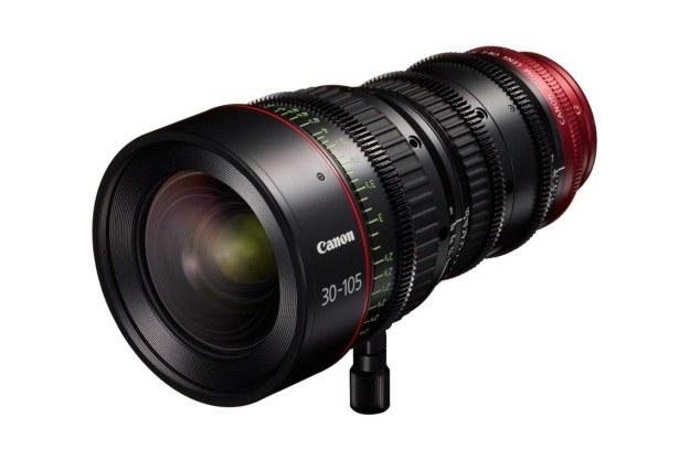 Obiektyw CN-E30-105mm T2.8 L S /materiały prasowe