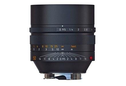 Obiektyw LEICA NOCTILUX-M 50mm f/0.95 ASPH /materiały prasowe