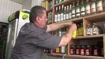 Obława na pracowników i klientów sklepów monopolowych!