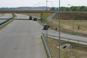 Obóz pracy na autostradzie A1!