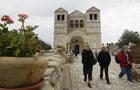 Obrabowano bazylikę Przemienienia Pańskiego w Izraelu
