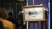 Obraz Józefa Brandta sprzedany na aukcji za 510 tys. zł