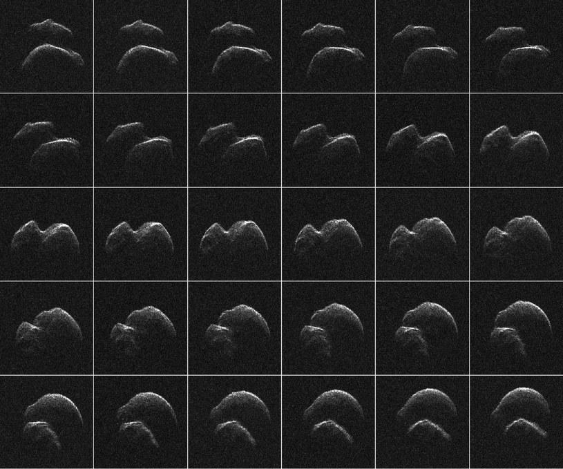 Obrazy 2014 JO25 /NASA