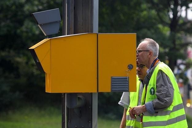 Obsługą fotoradarów zajmuje się ITD / Fot: Wojciech Traczyk /East News