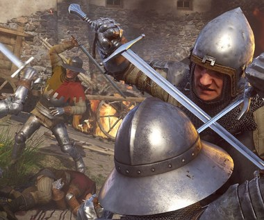 Obszerny fragment gameplayu z Kingdom Come: Deliverance