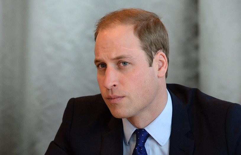 Oburzenie za tryb studiowania dla księcia Williama /AFP