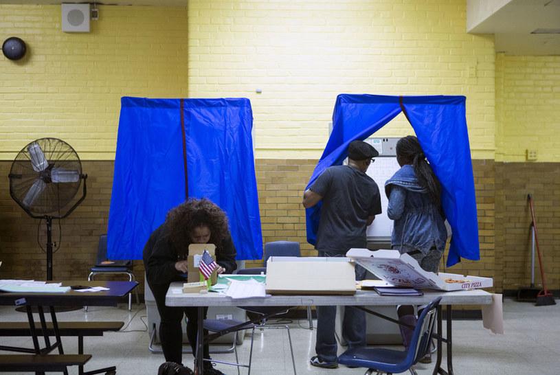 OBWE skierowała na listopadowe wybory prezydenckie w Stanach Zjednoczonych blisko 300 obserwatorów /AFP